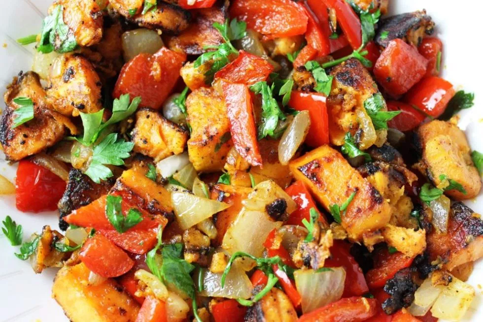 """Featured image for """"Sweet Potato Hash"""""""